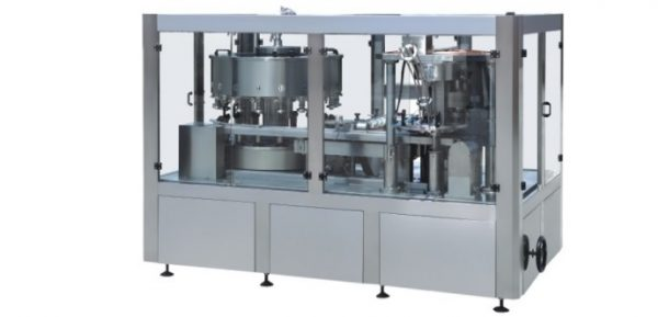 Can automatic filling and sealing machine DP4B150