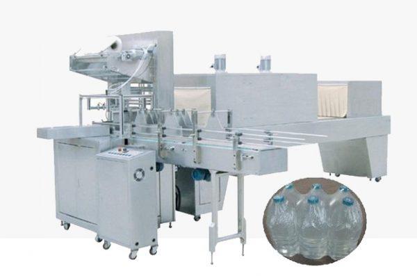 Automatic shrink film packaging machine DP-FPM/12F