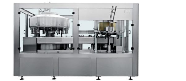 Can filling and sealing machine DP6B300