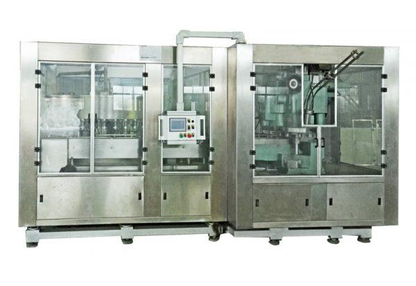 DP6B400 FILLING AND SEAMING MACHINE(DEGAS)