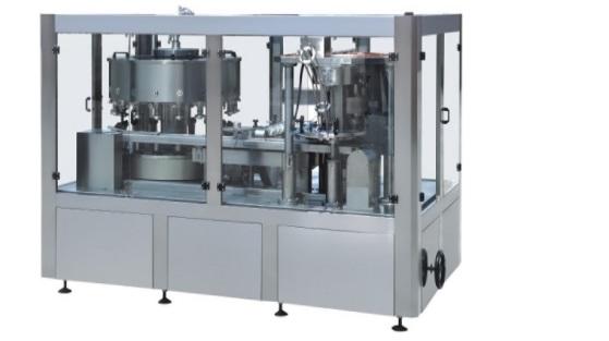 Filling and sealing machine DPC1804