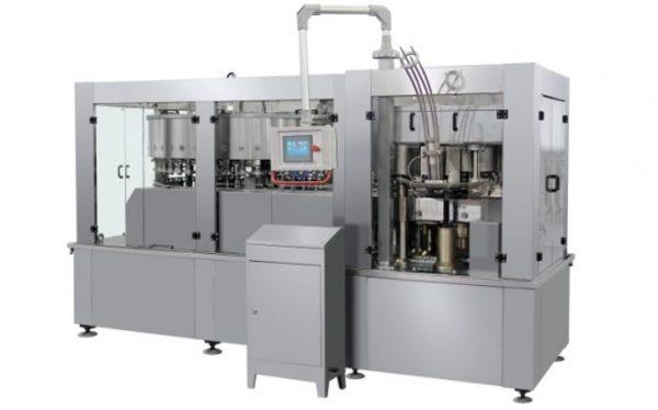 Filling and sealing machine DPC3606