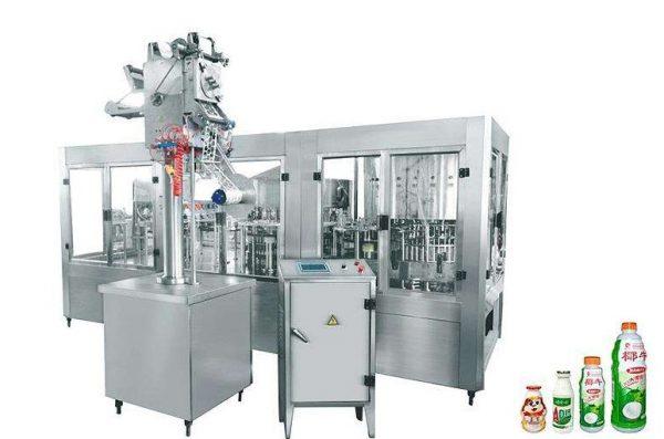 Fruit juice mixed filling aluminum foil sealing machine DPGM