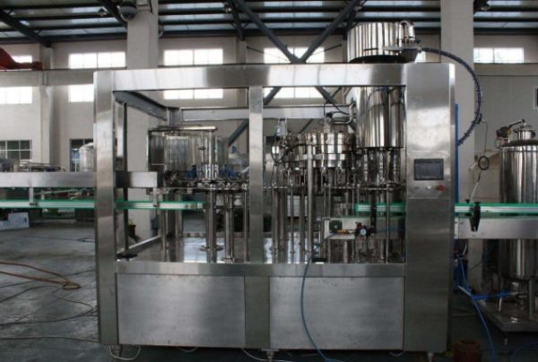 Glass Bottle Capping Machine DPYG Series