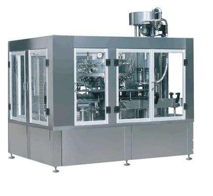 Glass Filling Capping Machine DPYGS Series