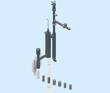 Liquid Nitrogen Injection Machine–German Technology