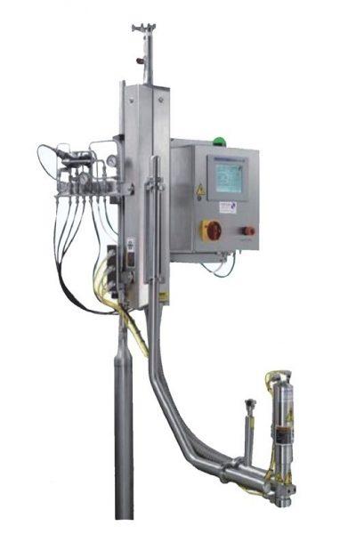 Liquid Nitrogen Injection Machine – U.S. Technology