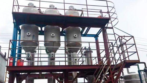 Multiple Effect Evaporator , Mechanical Vapor Compression Evaporator