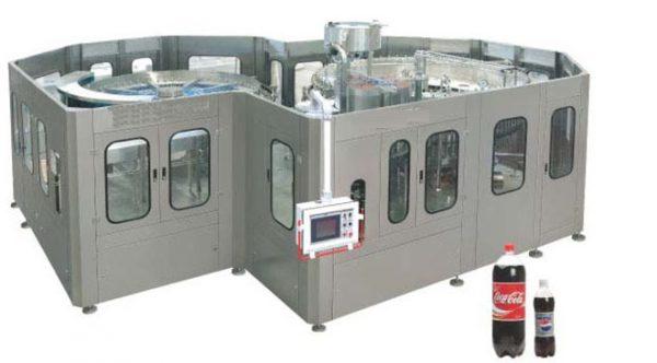 PET carbonated beverage filling machine