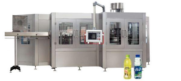 PET functional beverage filling machine