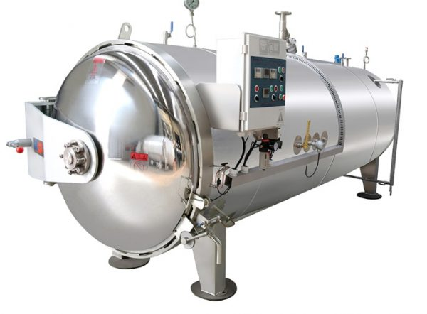 RO static sterilizer