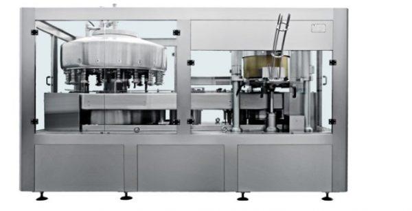 Filling and sealing machine DPC1204A