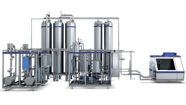 Cream Separator Dairy Processing Plant For Yogurt \ Ghee \ Ice Cream Production Line